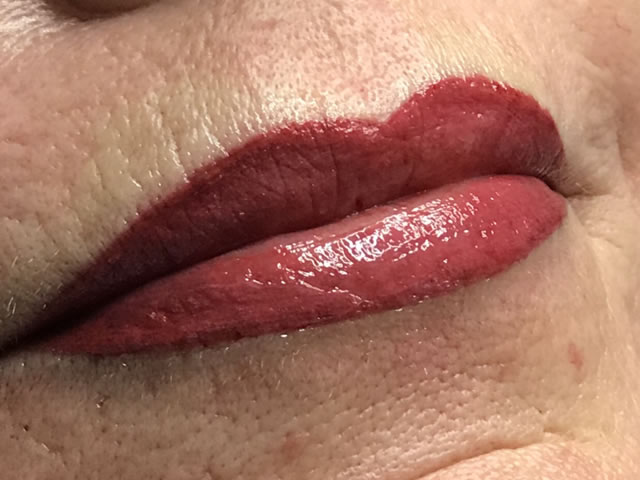 Permanent Makeup Lips Medway Kent
