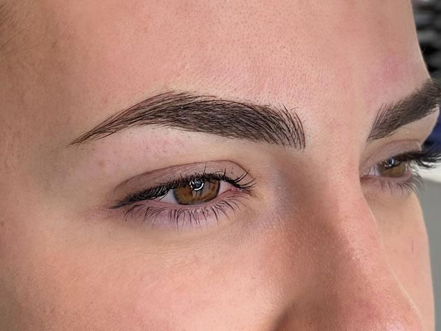 Eye Brow Permanent Makeup Medway Kent